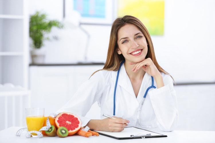 Emploi et métier de nutritionniste