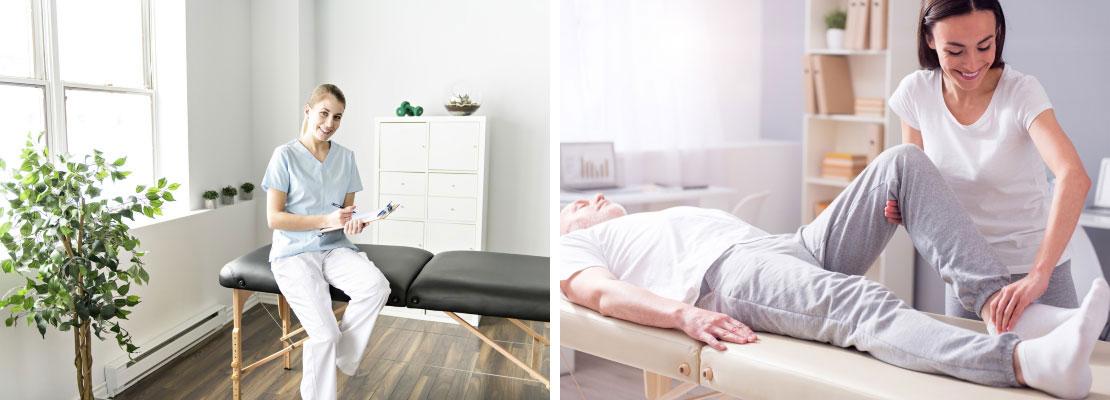 Emploi et recrutement masseur kinésithérapeute