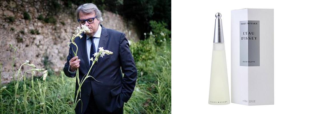 Jacques Cavallier Belletrud parfumeur