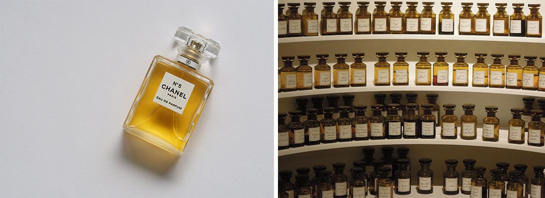 le metier de parfumeur illustration