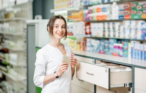 Le métier de préparateur en pharmacie